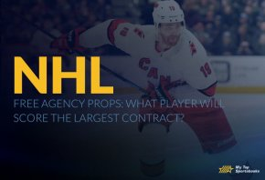 NHL Free Agency Props: What Player Will Score the Largest Contract?