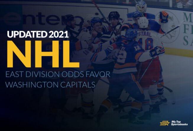 NHL updated 2021 odds
