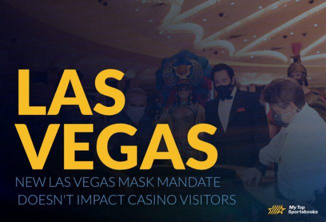New Las Vegas mask mandate doesn't impact casino visitors
