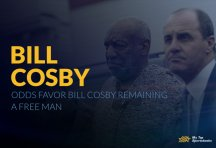 Odds Favor Bill Cosby Remaining a Free Man