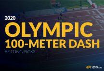 Olympics 2020: 100-Meter Dash Betting Picks
