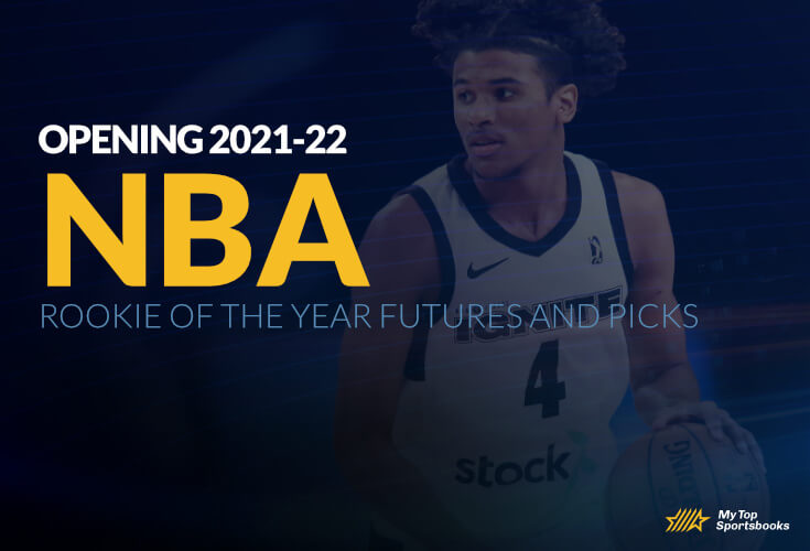 Opening 2021-22 NBA Rookie of the Year Futures and Picks