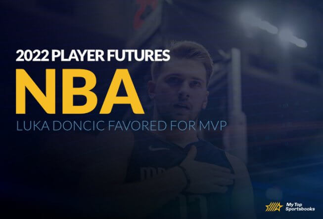 Opening 2022 NBA Player Futures: Luka Doncic Favored for MVP