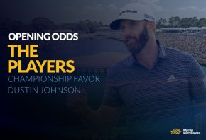 The Players opening odds