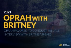 Oprah Favored to Conduct Tell-All Interview with Britney Spears