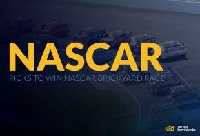 Picks To Win NASCAR Brickyard Race