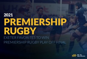Premiership Rugby play off final betting