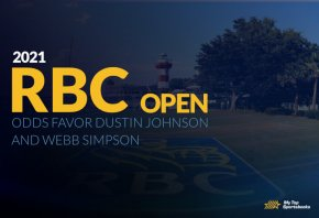 RBC open betting odds