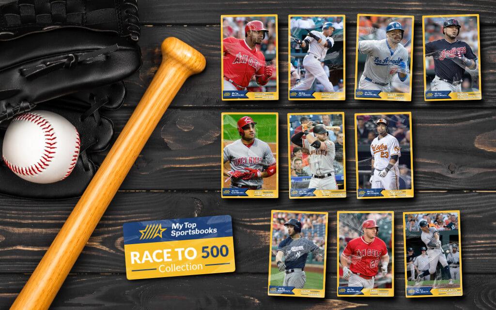 MLB - Race to 500 Home Runs - Who's Next?