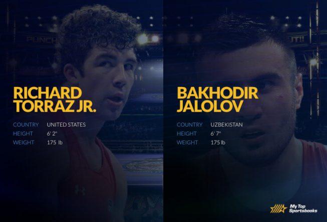 Richard Torrez Jr. vs. Bakhodir Jalolov Betting Odds & Picks