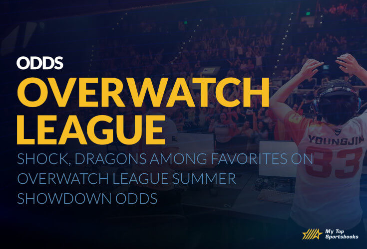 Dragons Among Favorites on Overwatch League Summer Showdown Odds