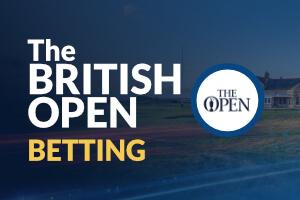 the british open betting