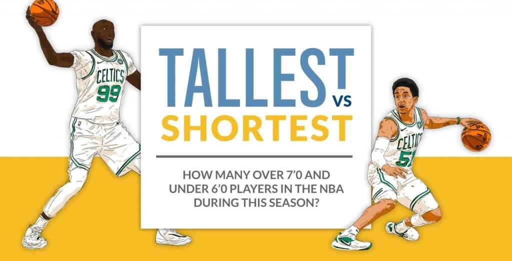 Tall vs Short NBA players