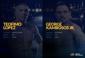Teofimo Lopez vs George Kambosos Jr. Betting Odds & Prediction