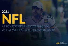 nfl 2021 aaron rodgers betting odds