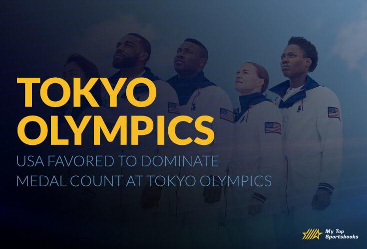 USA Favored Tokyo Olympics