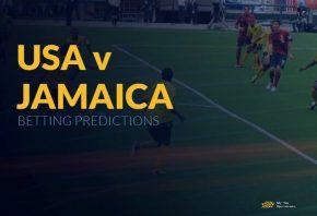 USA v Jamaica