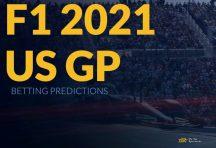 F1 2021 US GP Betting Predictions
