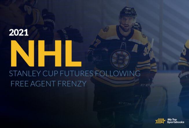 Updated 2021 NHL Stanley Cup Futures Following Free Agent Frenzy