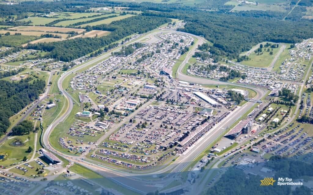 Watkins Glen racetrack