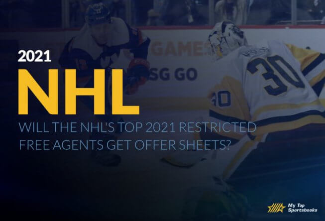 Will the NHL's Top 2021 Restricted Free Agents Get Offer Sheets?