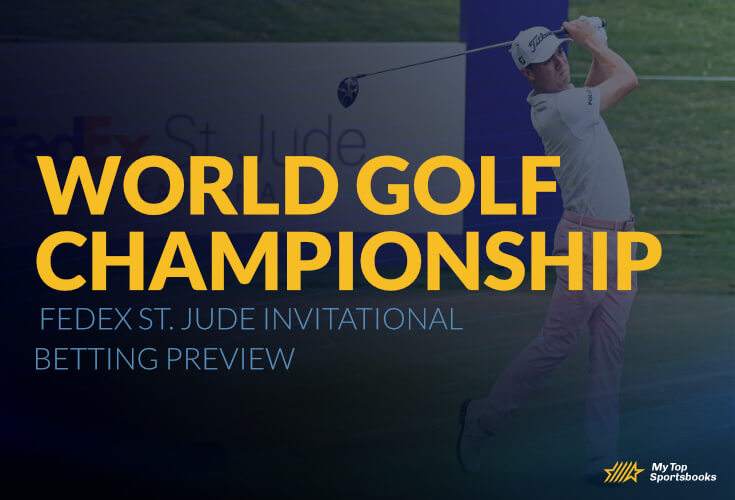 World Golf Championships – FedEx St. Jude Invitational Betting Preview