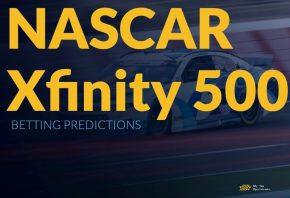 Xfinity 500 Betting Predictions