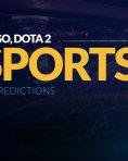 esports picks and predictions