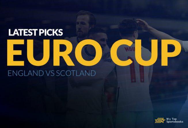 euro cup latest picks england vs scotland
