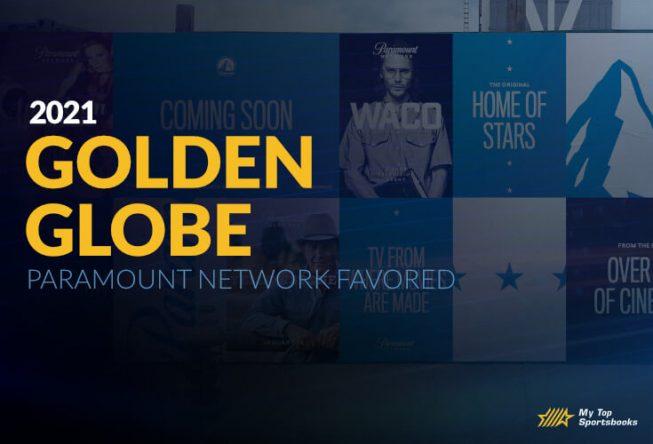 golden globe paramount network favored betting