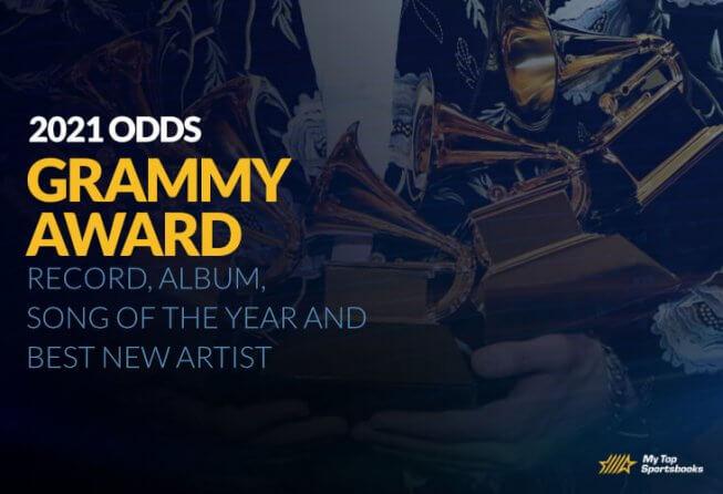 2021 grammy awards odds