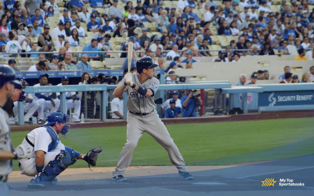 LA Dodgers betting odds