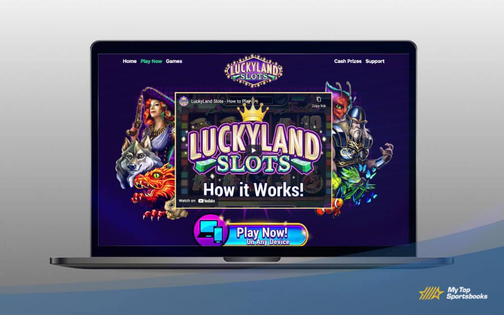 luckyland casino