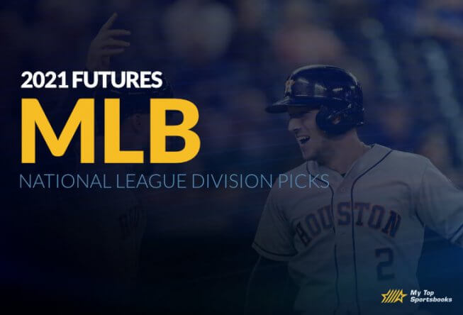 mlb 2021 futures divisional picks
