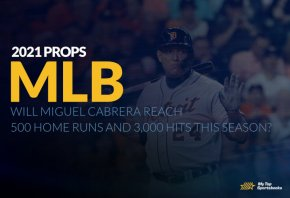 MLB 2021 Props