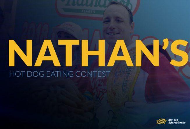 nathans' hotdog eating contest