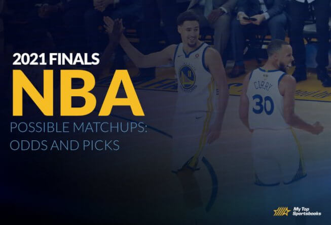 nba finals possible match up betting odds