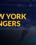 new york rangers betting picks