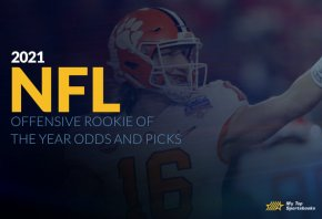 Offensive Rookie of the Year Odds and Picks