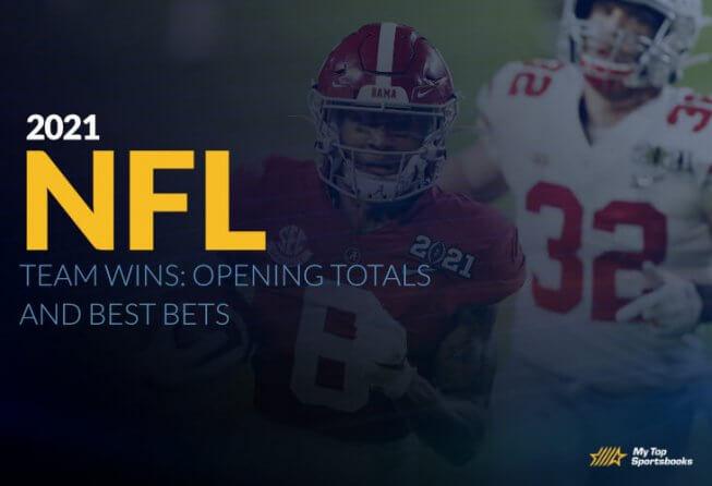 NFL 2021 team wins odds and picks