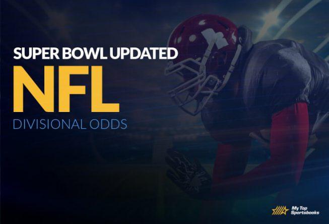 NFL divisonal odds updated