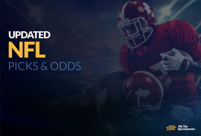 NFL updated picks and odds