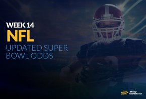 NFL week 14 updated odds
