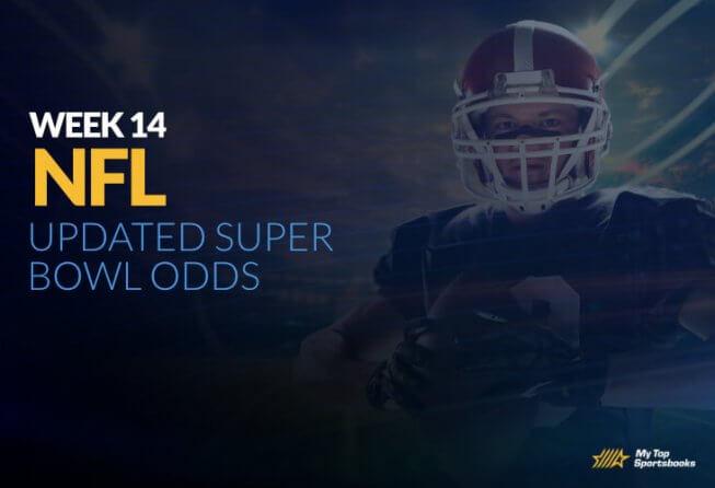 NFL week 14 updated odds