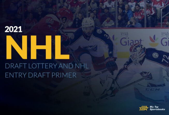 nhl 2021 draft lottery and entry drafts odds