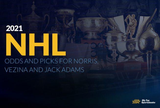 nhl awards 2021 betting tips