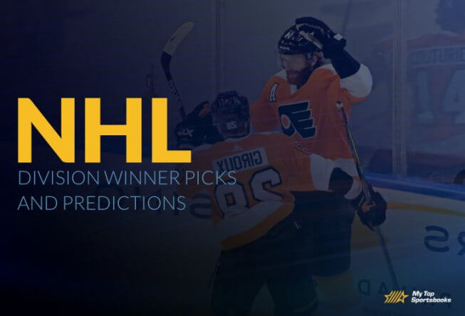 nhl divisional winners odds