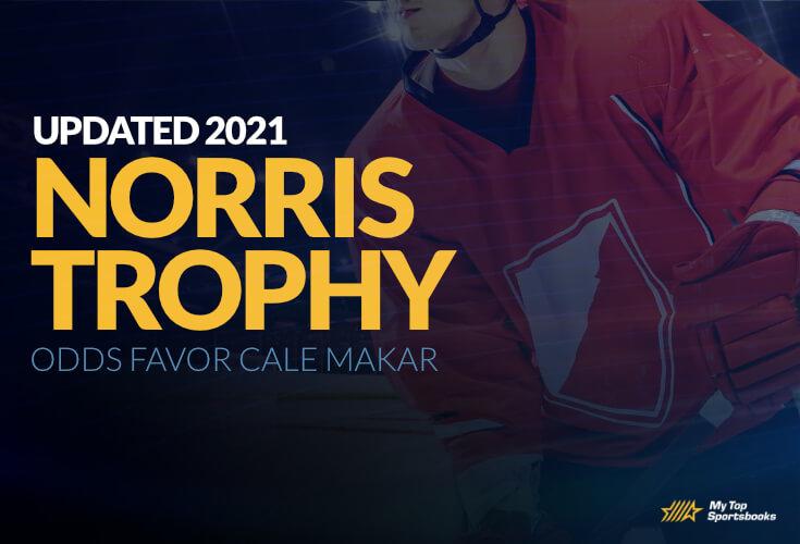 norris trophy odds favor