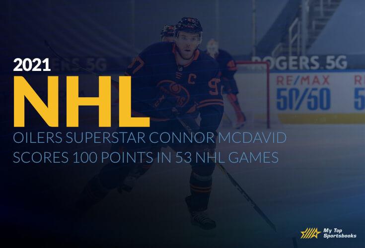nhl super star connor mcdavid betting picks