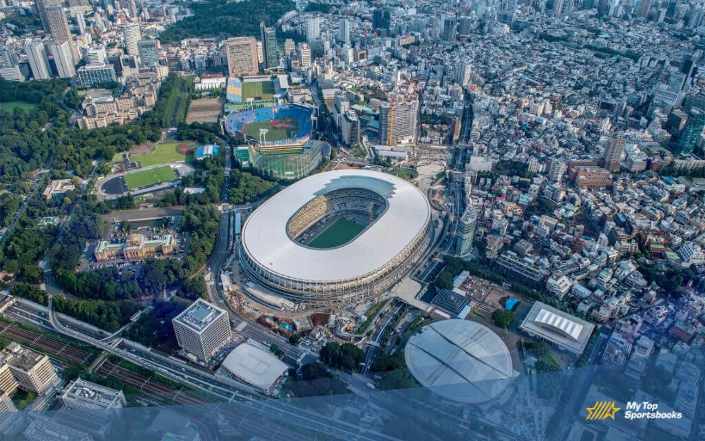 tokyo olympics 2020 stadium